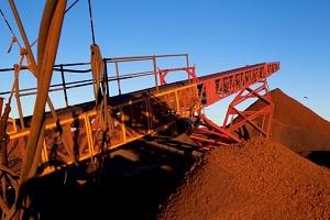 بهای سنگ آهن در بازارهای جهانی افزایش می یابد