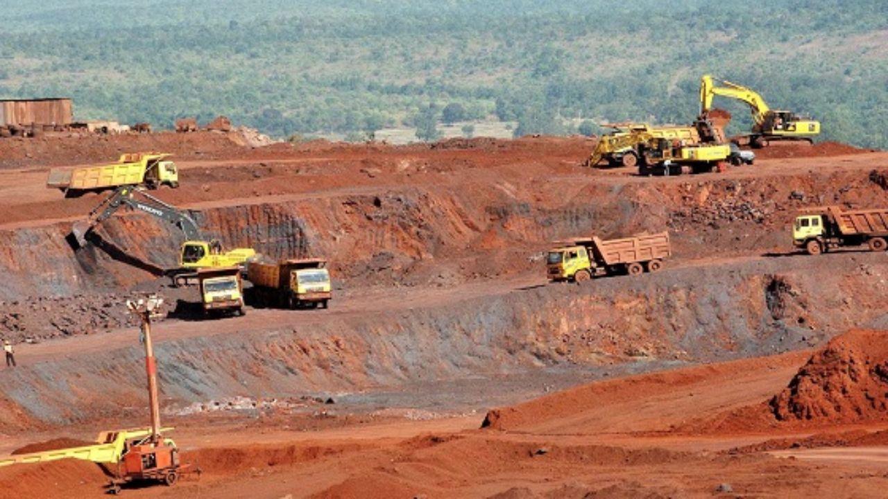 تولید کنسانتره سنگ آهن در فروردین ۹۸ از مرز چهار میلیون تن گذشت