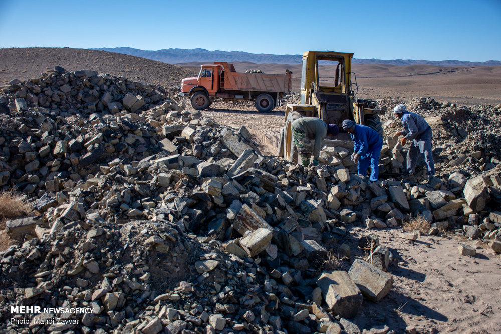 تولید بیش از ۴ میلیون تن کنسانتره سنگآهن در فروردین