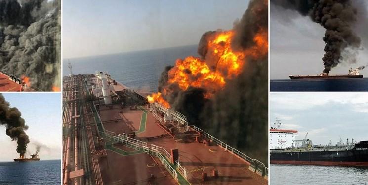 اپراتور نروژی نفتکش حادثهدیده در دریای عمان: ایرانیها از خدمه به خوبی پذیرایی کردند