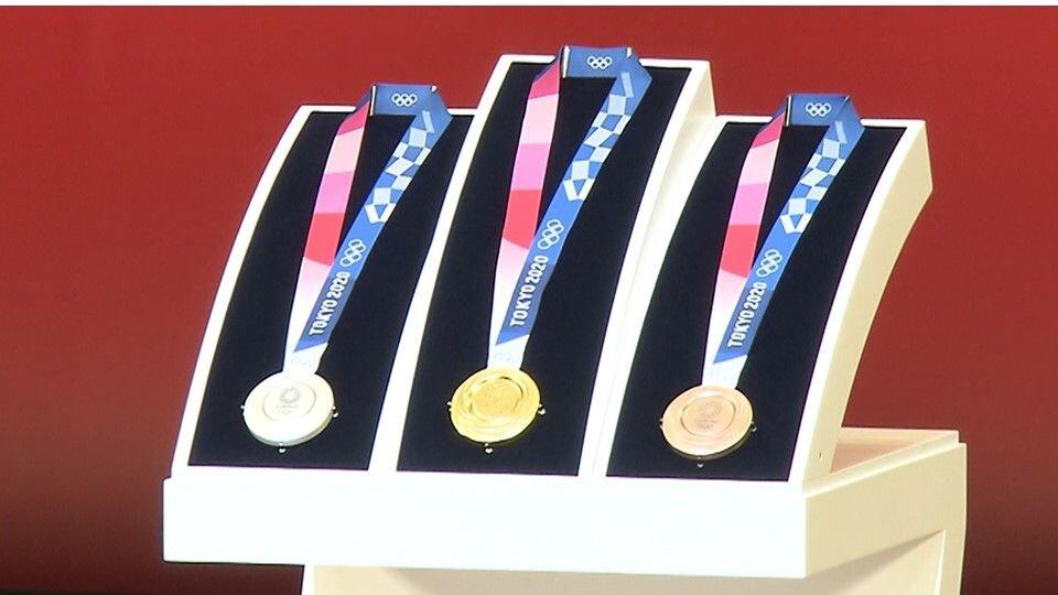پشت صحنه ساخت مدالهای المپیک توکیو + عکس