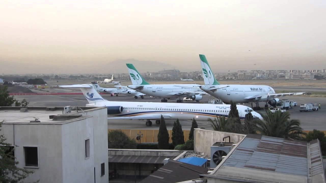 همه چیز درباره فرودگاه مهرآباد