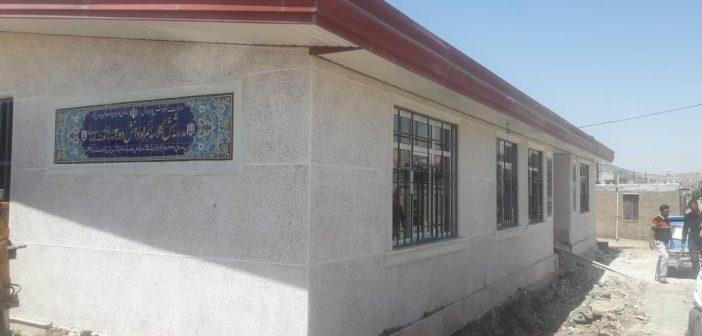 """نگاهی آماری به پیشرفت کمپین """"مثل اول"""" در نوسازی مدارس زلزله زده کرمانشاه"""