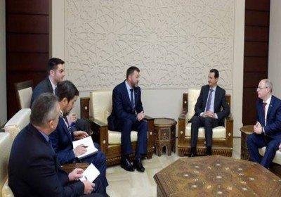 اسد: تغییرات مثبتی در فضای نظامی و سیاسی سوریه رخ داده است