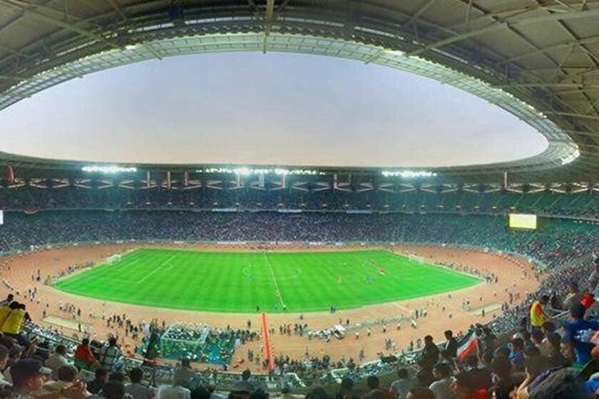 بازیهای عراق در انتخابی جام جهانی در بصره برگزار میشود