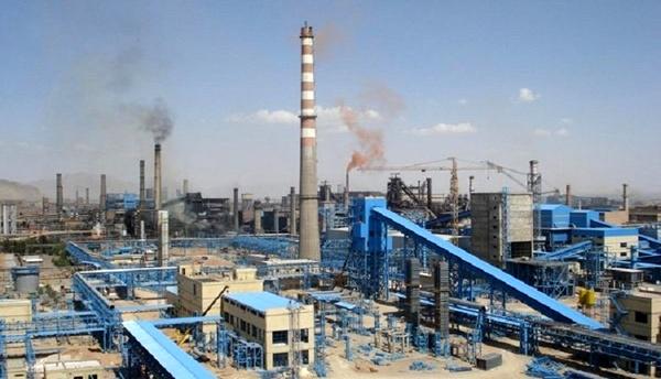 کارخانه احیاء مستقیم شماره یک فولاد بافت، نخستین افتتاح در سال رونق تولید است