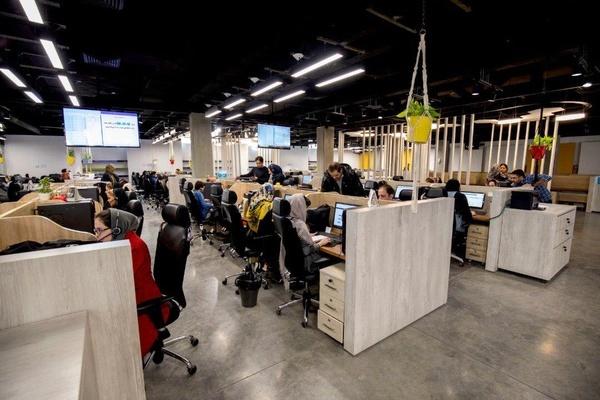 بزرگترین مرکز پشتیبانی در خاورمیانه هستیم/ روزانه پاسخگوی ۱۲ هزار تماس هستیم/ استرداد پول مشتریان کمتر از نیم ساعت انجام میشود/ میزان رضایت از مرکز پشتیبانی علیبابا بالای ۹۵ درصد است