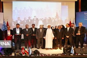 کارخانه بندرعباس شرکت نفت پاسارگاد به عنوان واحد نمونه کیفی استان برگزیده شد