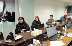 دوره آموزشی ارزیابی خسارت بیمههای درمان کارشناسان ستادی و شعب استان تهران بیمه سرمد