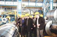 ارادۀ فولاد مبارکه و ایمیدرو توسعۀ فولاد سفیددشت و ورقخودرو چهارمحال و بختیاری
