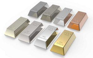 قیمت طلا و سکه و فلزات گرانبها