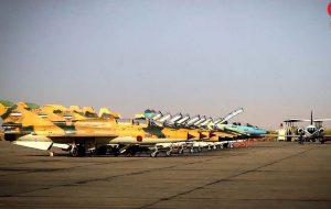 خودسوزی دلخراش پرسنل نیروی هوایی در پایگاه یکم شکاری تهران