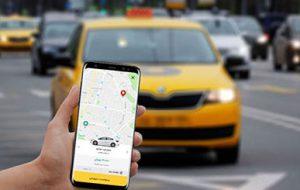 تاکسی های اینترنتی در سامانه گازسوز کردن رایگان خودروها ثبت نام کنند