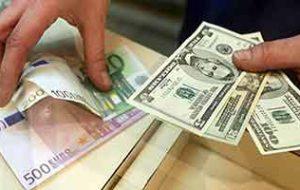 نرخ ارز بین بانکی 31 اردیبهشت 99 ،یورو گران شد