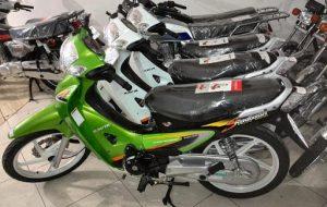 (قیمت انواع موتور سیکلت در بازار امروز  ۲۱ مردادماه 99