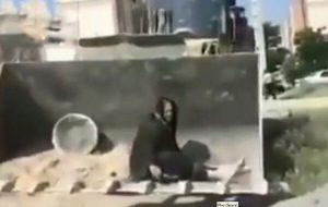 (روایت عدالتخواهان از ماجرای فوت آسیه پناهی پرزن کرمانشاهی +فیلم