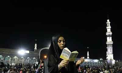 اعمال شب 23 ماه رمضان