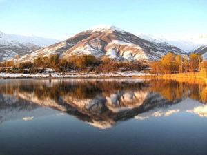 دریاچه اوان و دریاچه الوبوم از جاذبه های گردشگری الموت