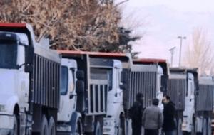 فراخوان رانندگان ناوگان باری برای حمل ۵۰ هزار سرویس کشاورزی