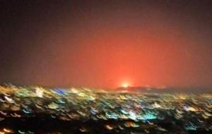 علت انفجار درشرق تهران چه بود؟+فیلم