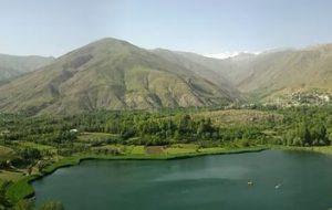 دریاچه اوان و دریاچه الوبوم از جاذبه های گردشگری الموت+عکس فصل های مختلف