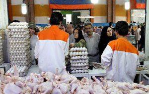قیمت مرغ 19 هزار تومان را رد کرد / تخم مرغ به شانه ای 30 هزار تومان رسید!