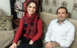 ترانسفر همسر متهم امنیتی از بیمه ملت به البرز