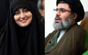 شوهر زینب سلیمانی کیست؟