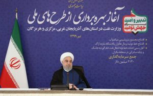 تاکید رئیسجمهور بر نقش محوری فولاد مبارکه اصفهان