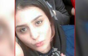 عکس قاتل فاطمه برحی که سرش بریده شد ! / پسرعمو اعتراف کرد! + عکس فاطمه