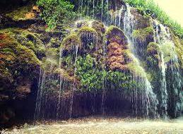 (آبشار آسیاب خرابه جاذبه های گردشگری جلفا