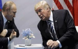 (بایدن:  پوتین ، ترامپ را مانند «توله سگ» به این طرف و آن طرف میبرد