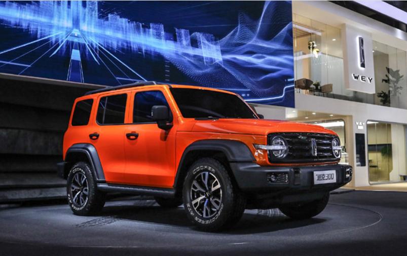 (معرفی شاسی بلند جدید چینی با برند WEY /  وال موتورز چین + تصاویر