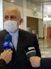 ظریف: تمدید قرارداد 20 ساله ایران و روسیه در دستورکار