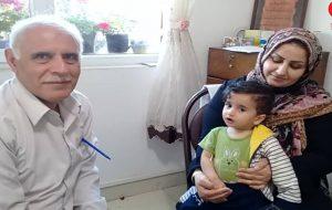 (فوت دکتر صمدی بر اثر ابتلا به کرونا|پزشک فداکار