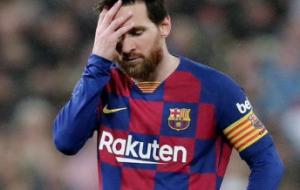 (مسی از بارسلونا می رود!!/خداحافظی از جمع کاتلان ها