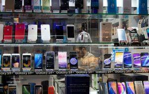 (قیمت انواع گوشی موبایل ۵ تا ۶ میلیون تومانی در بازار