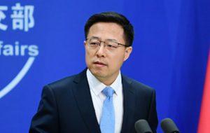 (واکنش چین به تصمیم جدید استرالیا علیه این کشور