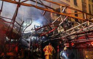 (جزئیات جدید از حادثه کلینیک سینا تهران