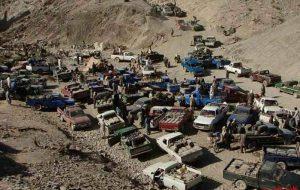 (فیلم |قاچاق باورنکردنی سوخت در مرزهای شرقی ایران