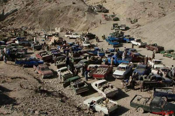 (فیلم  قاچاق باورنکردنی سوخت در مرزهای شرقی ایران