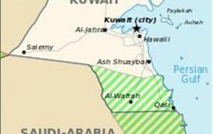 (عربستان و کویت تولید از میدان نفتی مشترک خود را آغاز کردند
