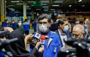 (تجاری سازی ۳۵ هزار دستگاه خودرو در تعطیلات تابستانی ایران خودرو