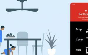 """(""""زلزلهسنج"""" گوشیهای اندرویدی توسط گوگل"""