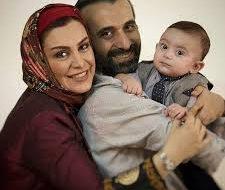 (واکنش ناراحت کننده همسر ماه چهره خلیلی پس از درگذشت همسرش + تصویر