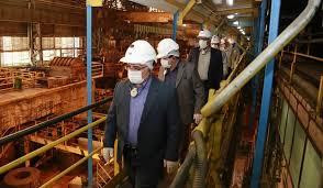 (سرپرست فرمانداری شهرستان مبارکه: حمایت از فولاد مبارکه، حمایت از اشتغال و تولید است