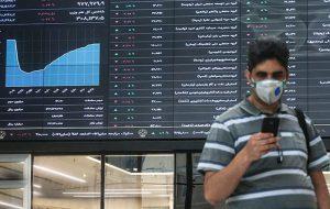 نقشه بازار بورس امروز 8 مهر 99