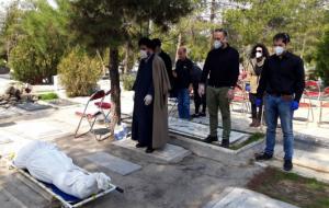 خبرهای تکاندهنده از بهشت زهرا تهران؛ سالن تطهیر پاسخگوی حجم جنازهها نیست