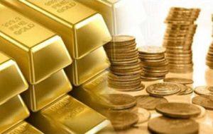(گران شدن قیمت طلا،سکه،دلار و یورو در پایان روز پنجشنبه 1399/08/01