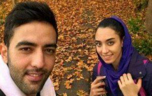 (مهناز افشار: خبر بازگشت کیمیا علیزاده به ایران و جدایی از همسرش دروغ است+عکس